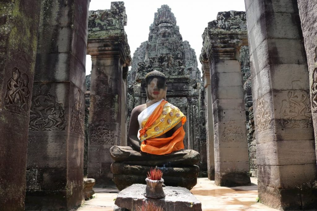 Temples Angkor-Siem Reap Cambodge