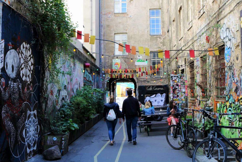 Visite alternative Berlin Allemagne