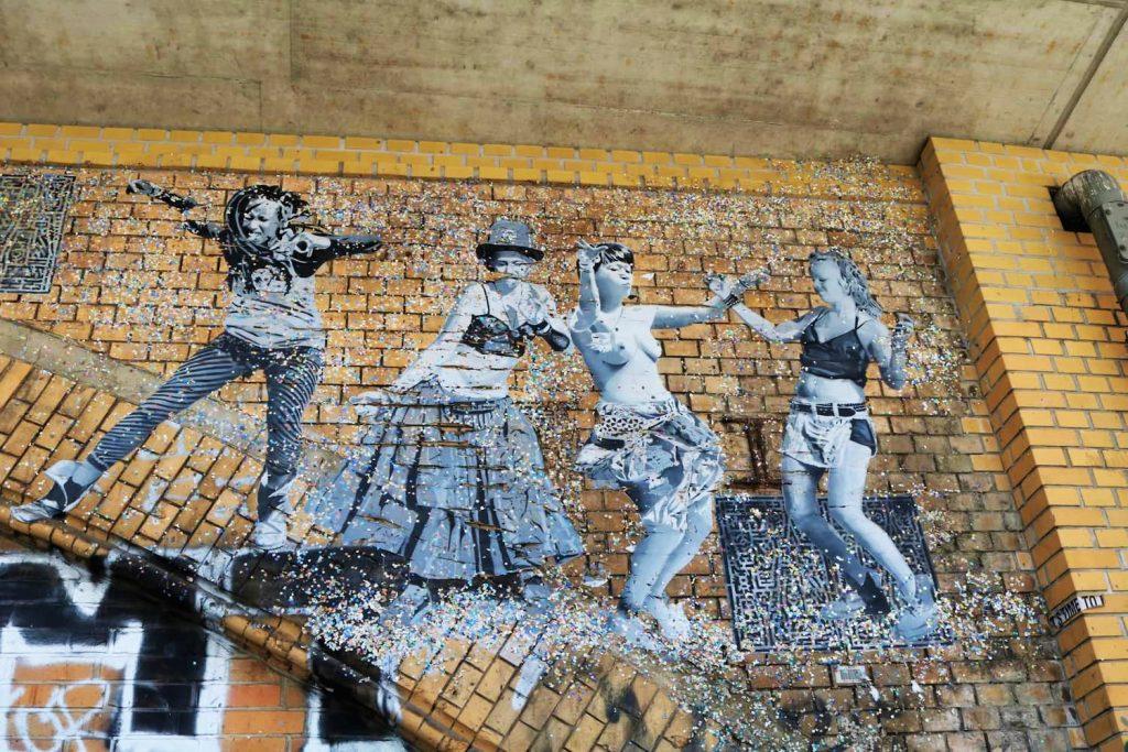 Street Art Berlin Allemagne
