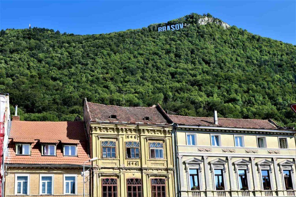 Brasov Paysage Voyage Roumanie