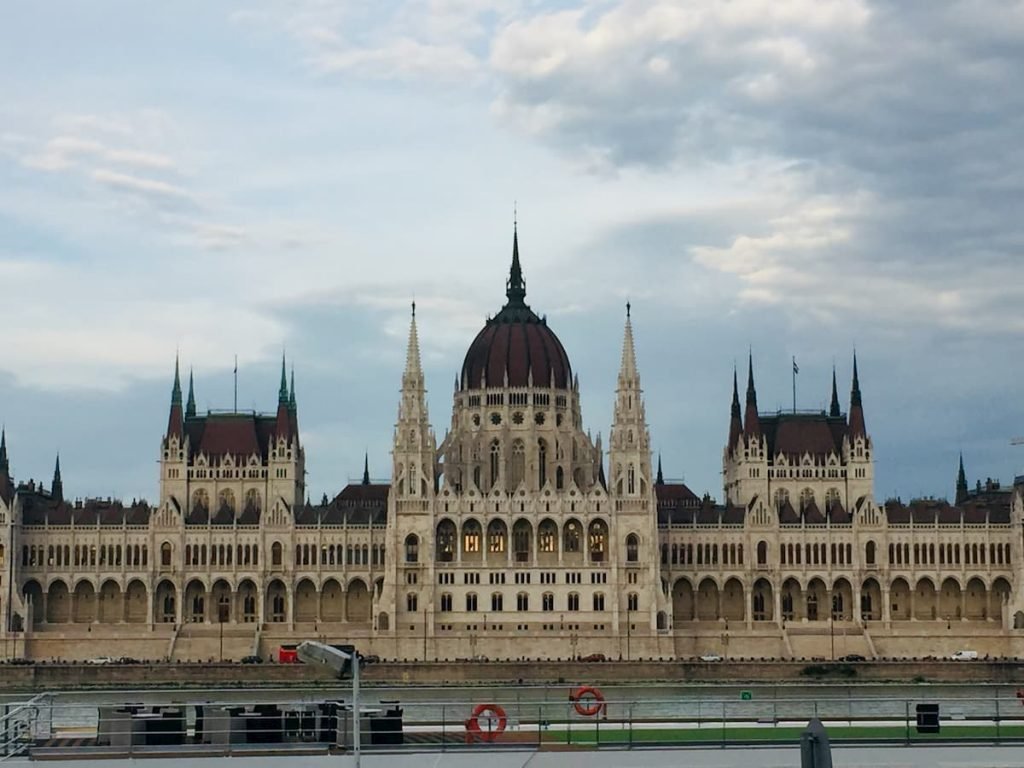 Budapest Parlement Hongrie