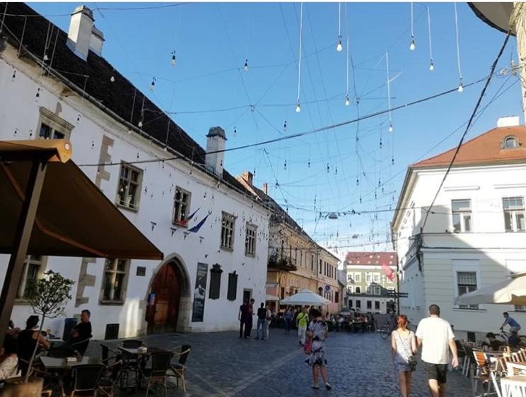 Cluj Napoca centre ville