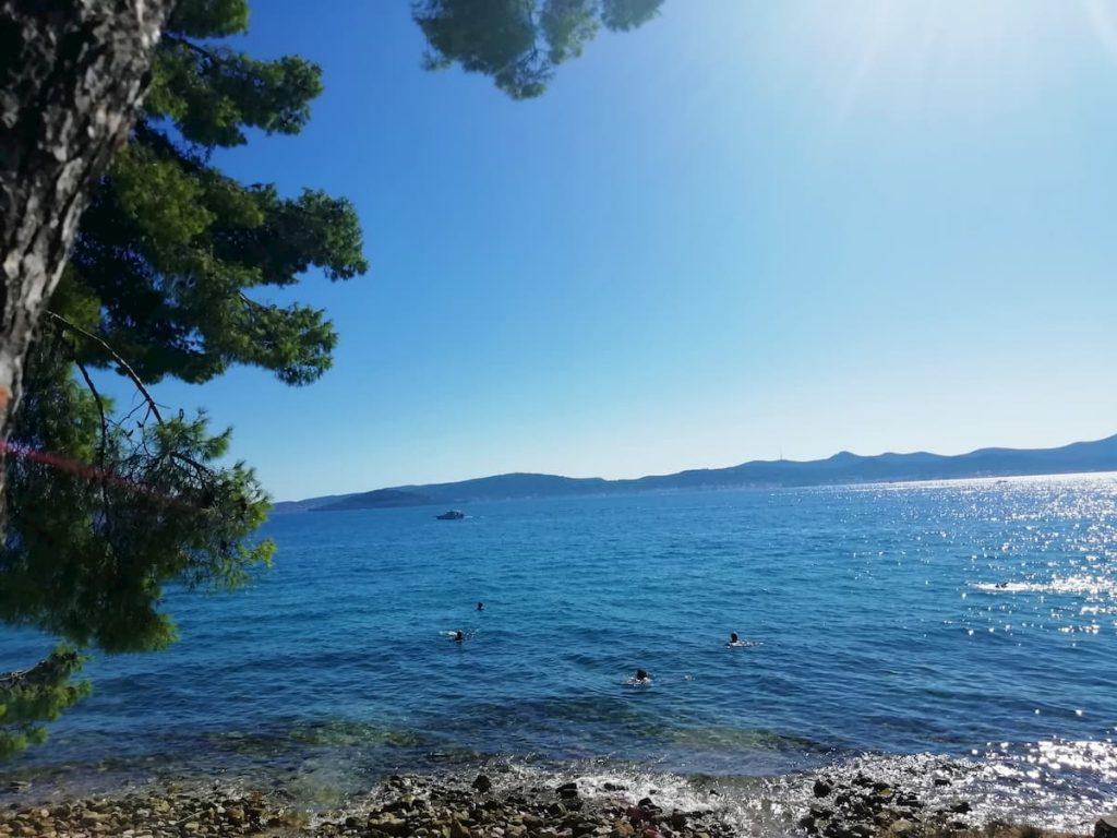 Mer Croatie Zadar