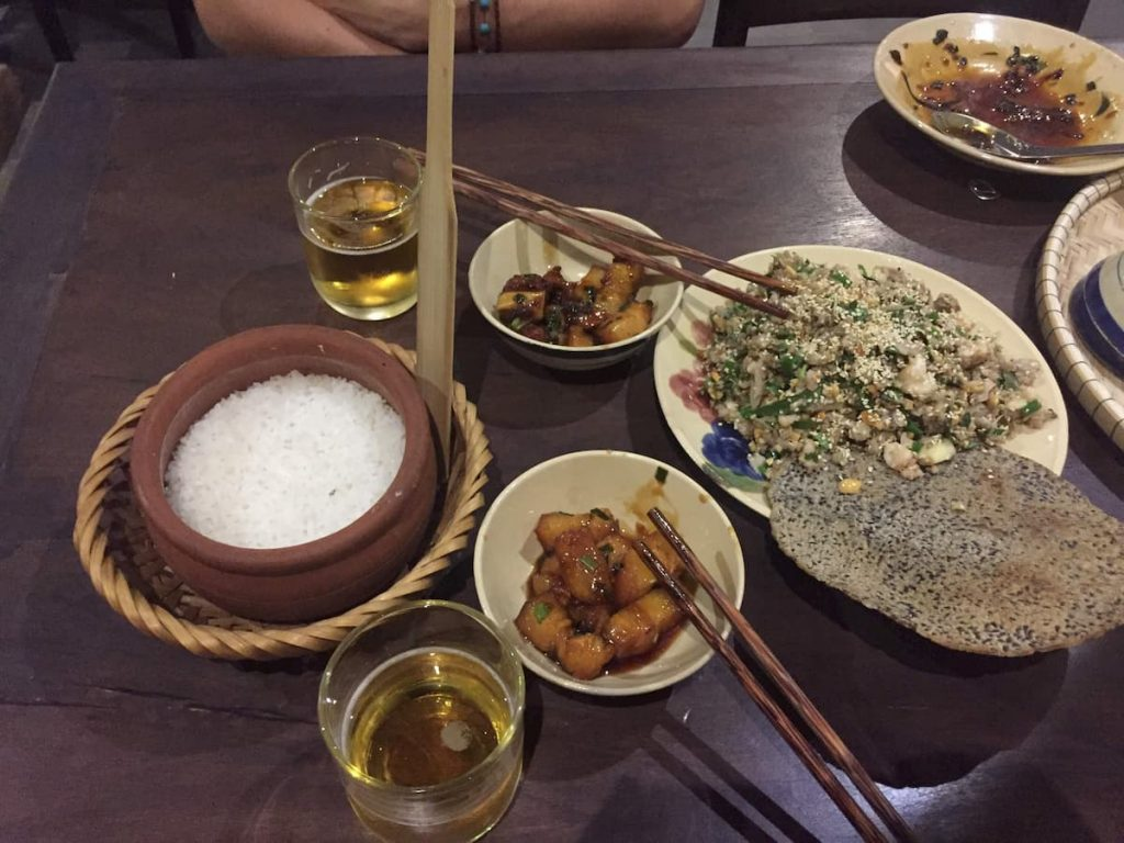 Restaurant Chan Hué Vietnam