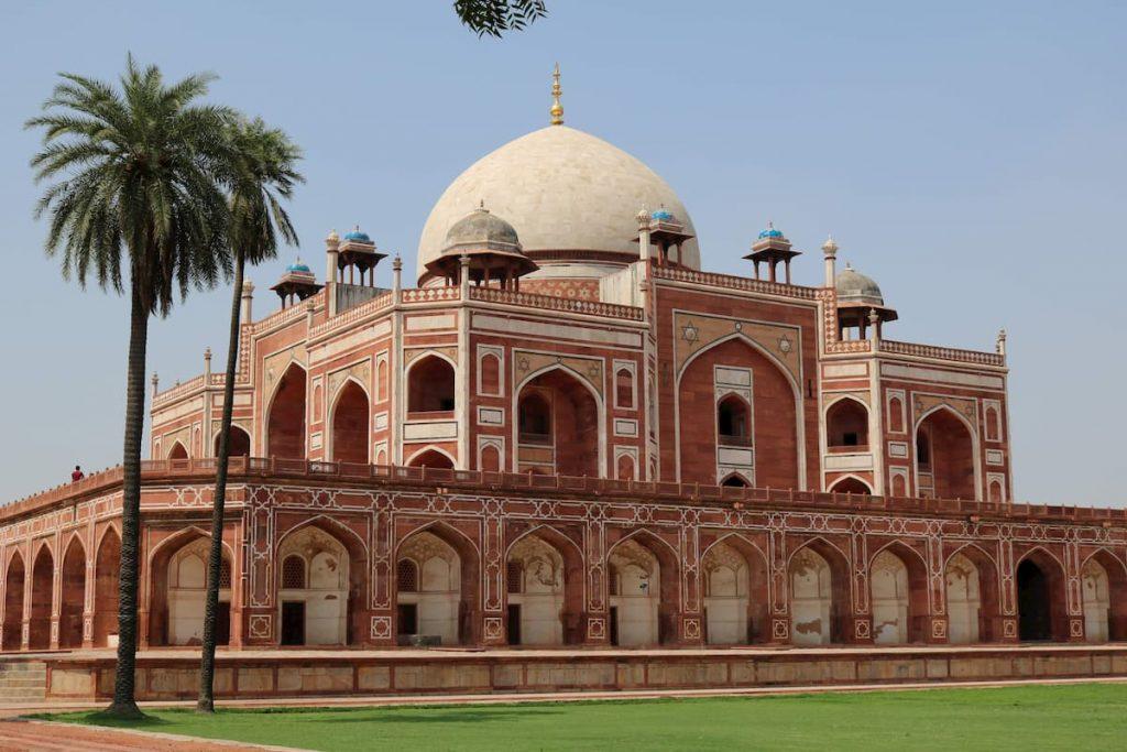 Humayun Temple Delhi Inde