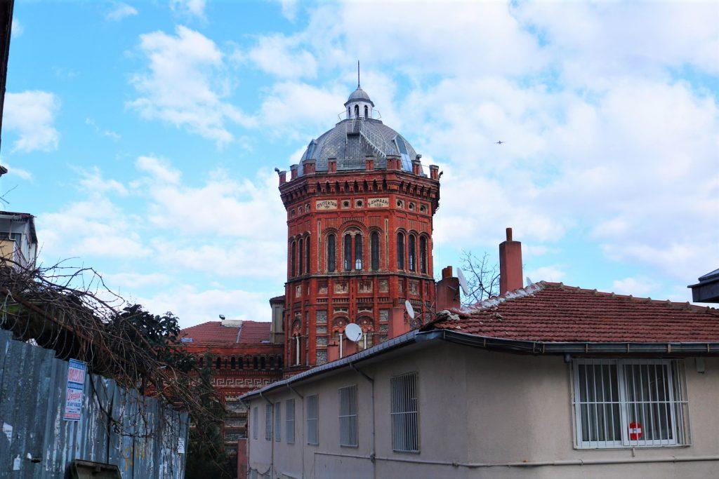 Visite quartier Istanbul Turquie