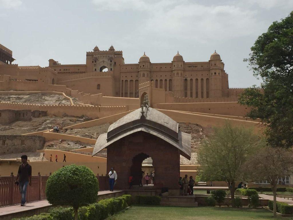 Amber Jaigarh Fort Jaipur Inde