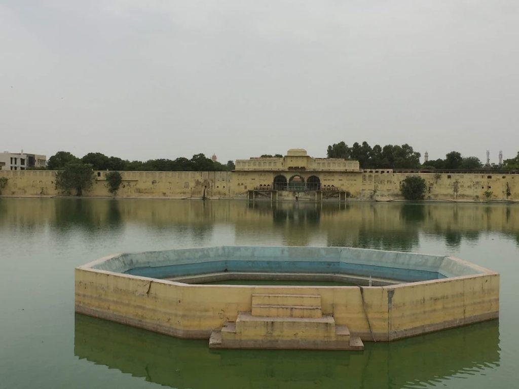 Jah Mahal Jaipur Inde