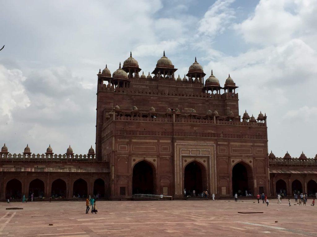 Mosquée-aFatapur Siki Inde proche de Agra