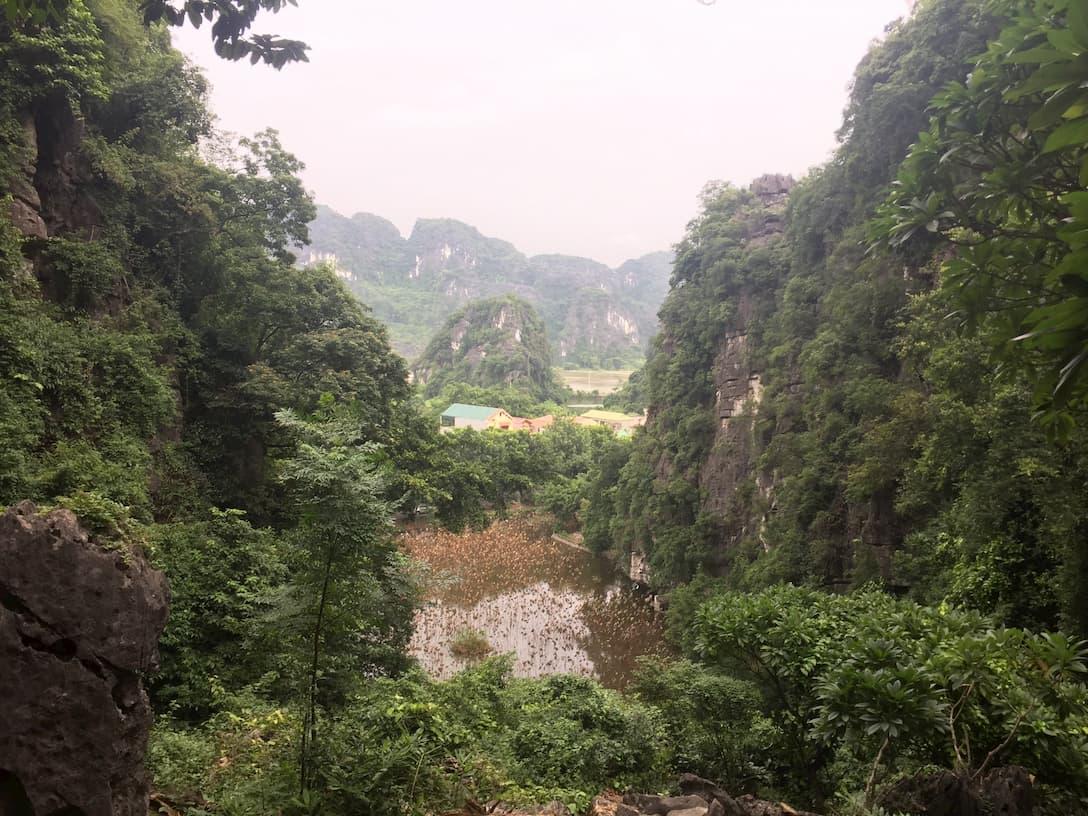 Ninh Binh Baie d'halong terrestre Vietnam