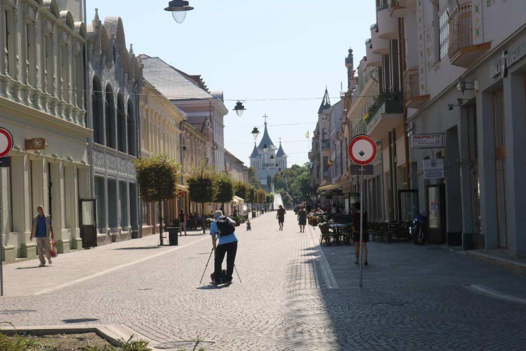 Oradea-ville-roumanie