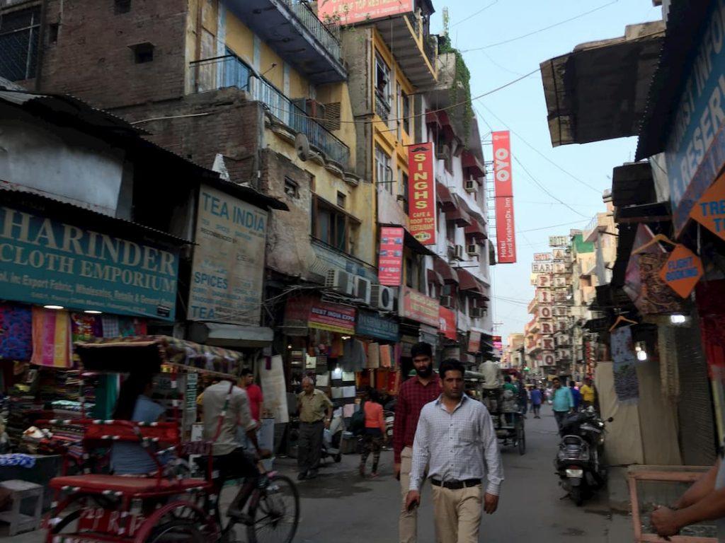 Rues Delhi Photos Inde