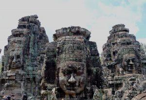 Temple d'Angkor Cambodge Siem Reap