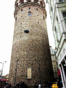 Tour Istanbul Turquie