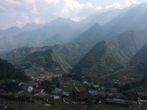 Trek montagne Sapa Vietnam Nord