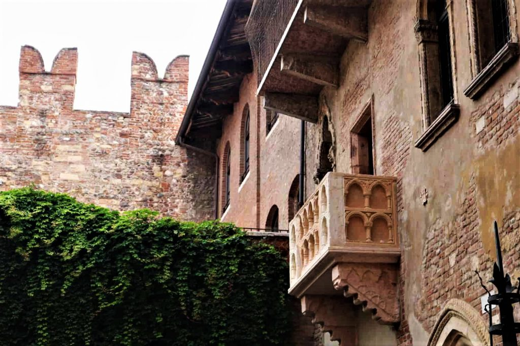 Vérone Balcon de juliette Italie