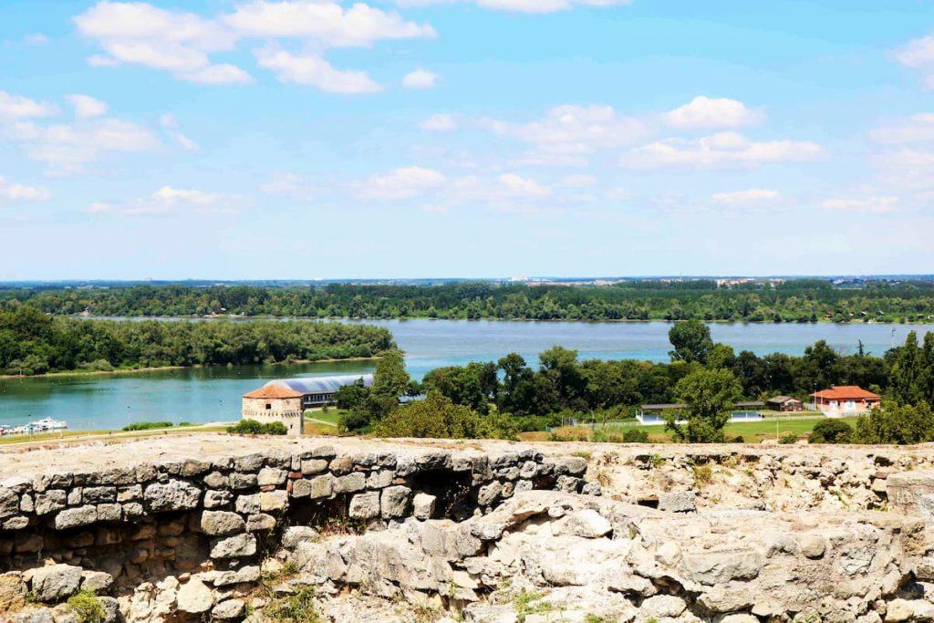 Belgrade Forteresse Serbie
