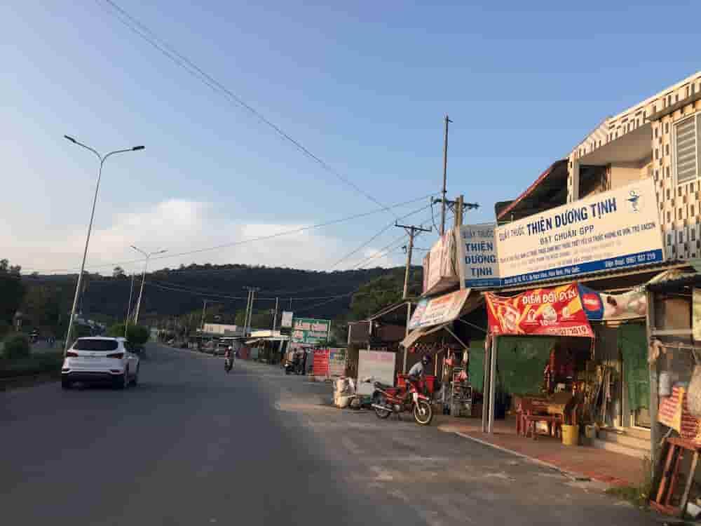 Phu Quoc ville
