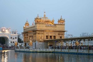 Golden Temple Amristar Inde Sikhss