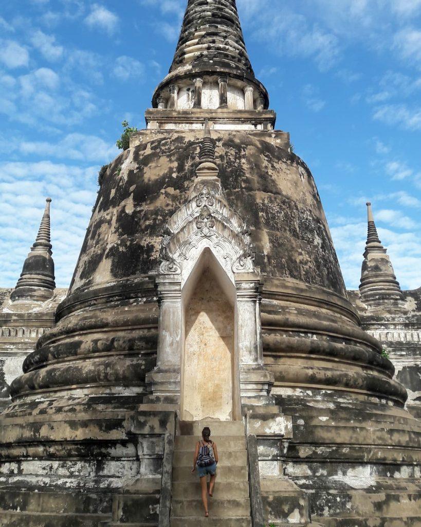 Ayutthaya-Temple-Thailande