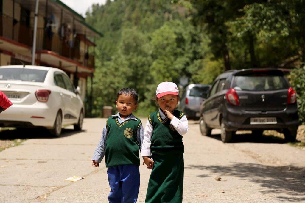 Ecole Tibetan Children Village