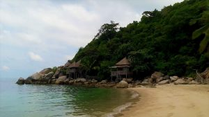 Koh-Phangan Vue