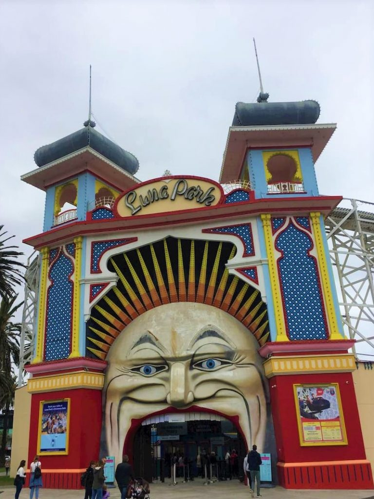 Luna Park Melbourne St Kilda