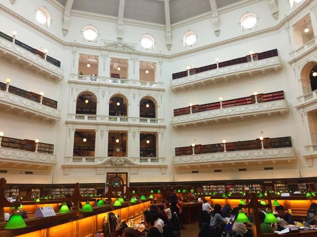 Librarie d'état Melbourne