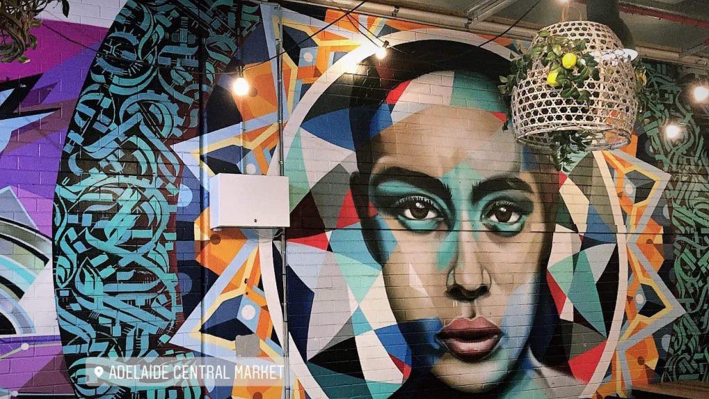 Adélaide-Central Market-Australia