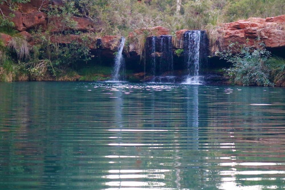 Fontescue Falls