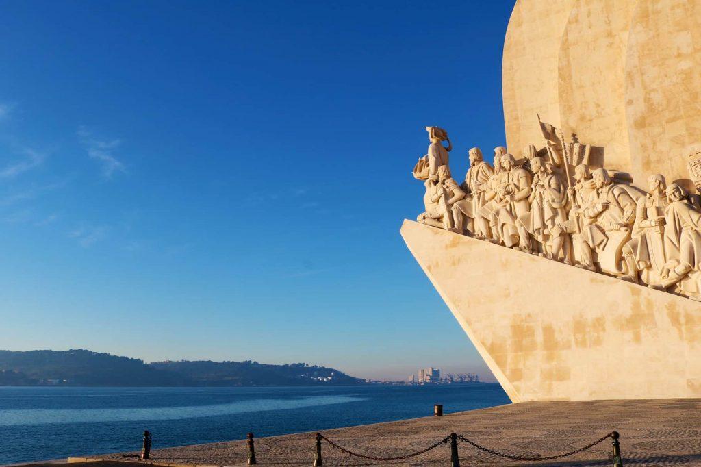 monuments aux découvertes Bélem