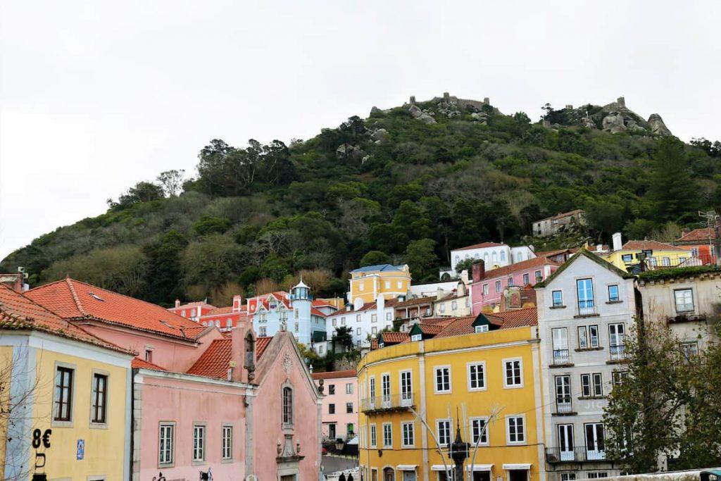 Sintra centre historique