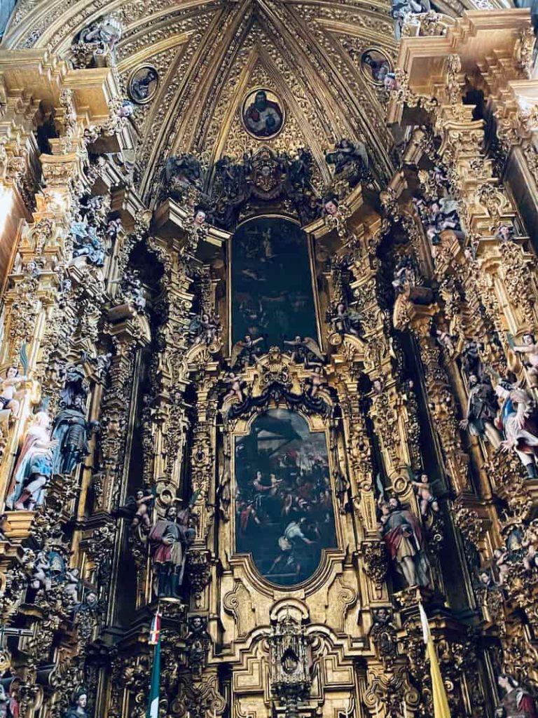 Cathédrale de Mexico City