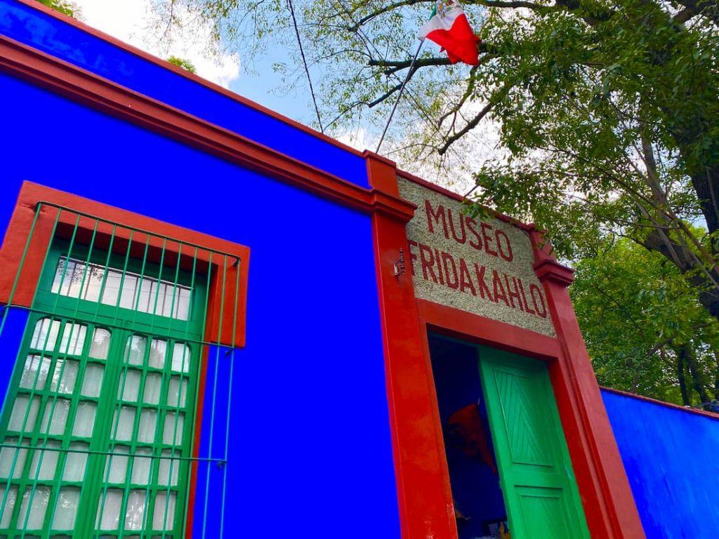 Musée de Frida Khalo, Mexique