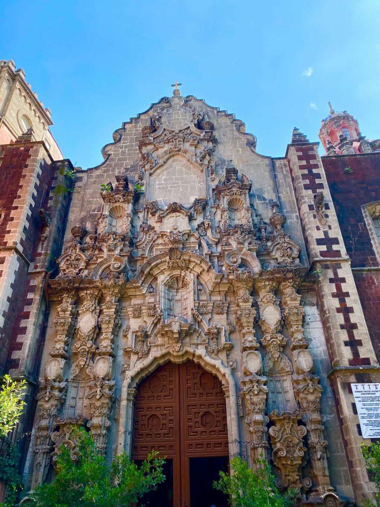 Mexico City Templo
